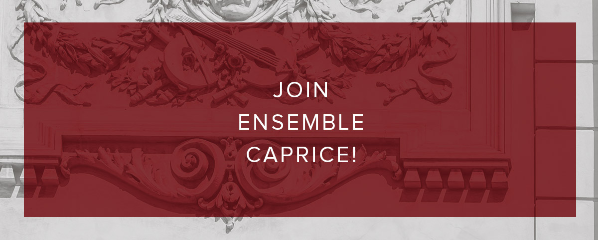 Join Ensemble Caprice